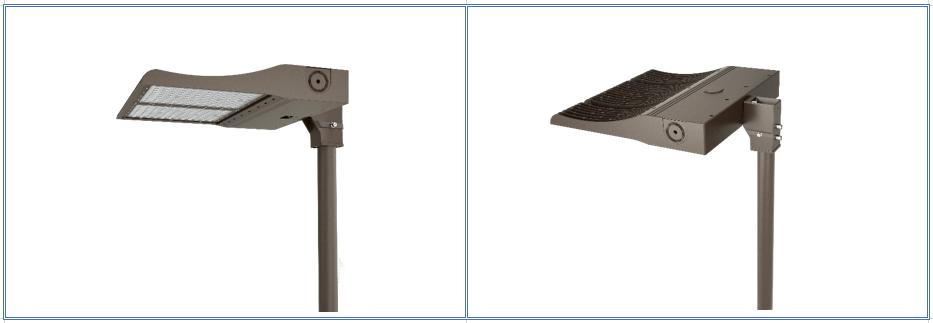 Dùng đèn led sân tennis SHB-ST11, beam angle 120 độ để thay thế cho đèn meta halide 1000W ở sân 6 cột