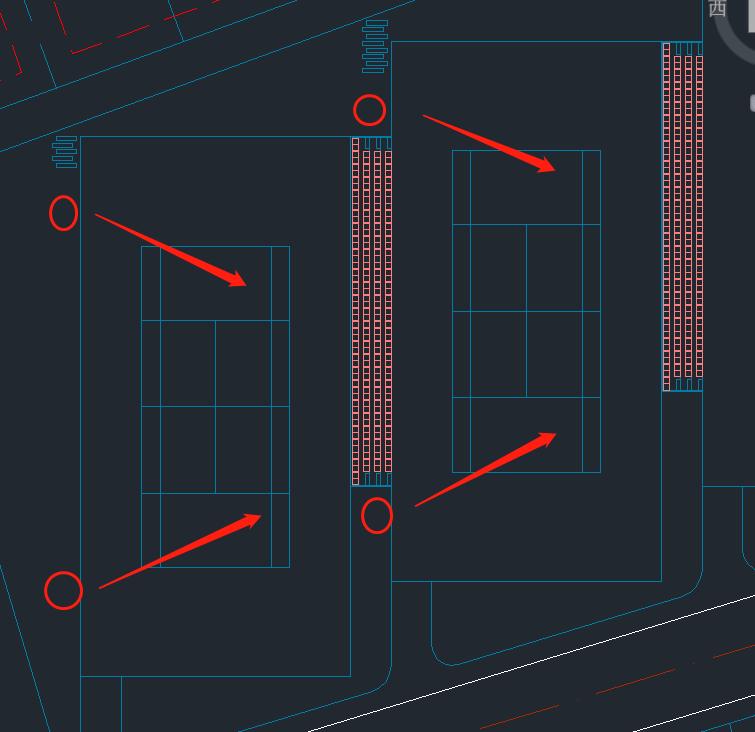 Mặt bằng dành cho sân tennis không vuông vức - chủ sân cần tìm kiếm đơn vị thi công có năng lực về chiếu sáng để vừa đảm bảo lắp cột thẩm mỹ, vừa đảm bảo chất lượng chiếu sáng